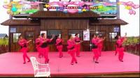 沈北新区喜洋洋广场舞-《草原上的月光》10人