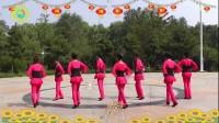 沈北新区喜洋洋广场舞-《跳到北京》集体