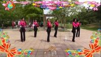 沈北新区喜洋洋广场舞-《歌在飞》6人