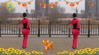 沈北新区喜洋洋广场舞 《相约北京》表演:喜洋洋