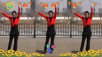 沈北新区喜洋洋广场舞《我的家乡内蒙古》 表演:喜洋洋