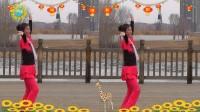 沈北新区喜洋洋广场舞-百花齐放-表演者喜洋洋