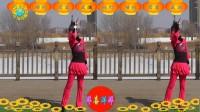 沈北新区喜洋洋广场舞-回家就是年-个人版-表演-喜洋洋