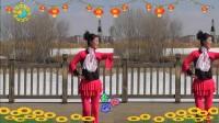 沈北新区喜洋洋广场舞-美丽中国年-表演者 喜洋洋