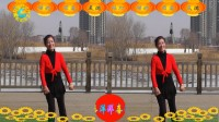 沈北新区喜洋洋广场舞-中国歌最美-个人版-表演者喜洋洋