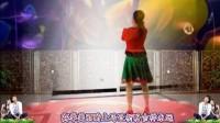 永洲友爱广场【祝福歌】原创编舞及背面演示:黄爱丽