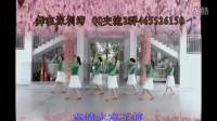 舞在深圳湾广场舞..三生石上一滴泪.正面