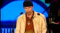 The Edge Inducts the Yardbirds into the Rock and Roll Hall_标清