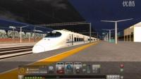 初次模拟驾驶CRH2A启动失败