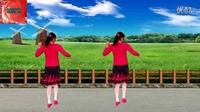 湖南灵迈原创广场舞《你不来我不老》正背面附分解