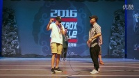 2016中国BeatboxBattle公开赛 - 男子组32强 | 翔 VS KCHAN