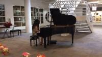 董子瑜钢琴表演