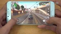三星 Galaxy A8 (2016) GTA San Andreas游戏評測!@成近田