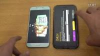 三星 Galaxy A8 (2016) vs iPhone 7 Plus - 速度對比 - 評測視頻!@成近田