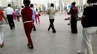西宁中心广场藏族锅庄视频16