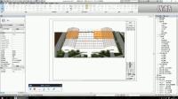 Revit 建筑第一讲:样板、族的概念,剖面,按钮功能,浏览模型