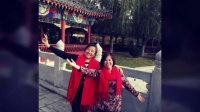 yanghelong音像制作:姊妹游园,起舞翩翩,景色相融,美若画卷。
