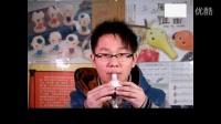 林风六孔陶笛教学 二.吹嘴的含法