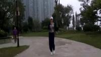 乐山暖阳广场健身操《邵东跳跳乐第十一套健身操》完整版