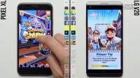 谷歌 Pixel XL vs. LG V20 速度對比評測!@成近田
