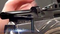 Daystate Pulsar Bullpup Air Rifle秃鹰快排板球ED瞄准镜PCP系列