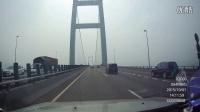 传说中的东莞虎门大桥全程 很震撼的说