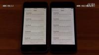 iPhone 5S _ iOS 10.1.1 vs iOS 10.2 Beta 3 速度測試 - 性能測試!@成近田
