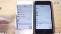 iPhone5s iOS 10.2 Beta 3 vs. iOS 9.3.5 速度測試 - 性能測試!@成近田r
