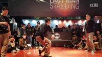 Popping 半决赛 Poppin J & Hoan vs Soul Bin & Feelin [Last Man Standing 2016 韩国赛区]