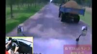 道路40 《会车 超车 让超车》引导驾驶模拟练习_学车视频