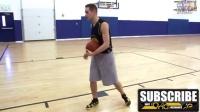 篮球技术教程第45课 Shaquille O'Neal奥尼尔低位背身变重心转身过人