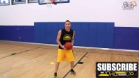 篮球教练教学第50课 传授马刺Tim Duncan邓肯背身持球反转身顺步突破