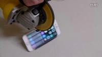 【破坏实验】用切割机切割苹果7iPhone7会怎么样?还能用吗?