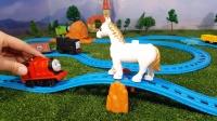 汪汪队立大功:托马斯小火车遇上麻烦了 狗狗巡逻队 托马斯和他的朋友们