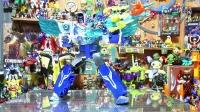 【红老弟转载】日本达人变形金刚定格动画 TAV61超神高潮擎天柱