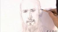 美术基础教学 人体素描教程.第八集1