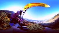 360度岐阜高山飞滑翔伞!