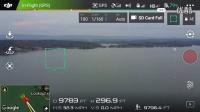DJI MAVIC PRO 6.9公里测试(4.3英里)