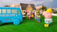 托马斯和他的朋友们:哆啦A梦巴士风云 托马斯小火车 机器猫 玩具动画 功夫熊猫