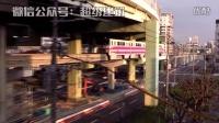 日本粉色涂装高架单轨列车,外面很美、里面也很漂亮!