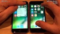 iPhone 6S _ iOS 10.1.1 vs iOS 10.2 Beta 6 速度測試 - 性能測試!@成近田