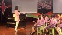 新整理《唱:春游 绿叶》优质课评比视频-苏少版(五线谱)小学音乐四年级下册精选