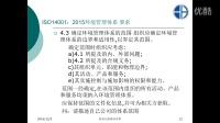 ISO14001:2015内审员培训(2)