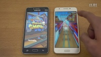 三星 Galaxy Grand Prime Plus vs Galaxy J5 Prime - 速度對比- 評測视频!@成近田