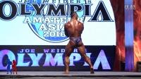 男子传统健美100公斤以上级决赛222号个人展示[亚洲形体&墨立方]