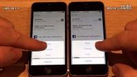 iPhone 5s - iOS 10.1.1 vs10.2正式版 速度測試 - 性能測試!@成近田