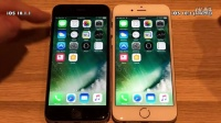 iPhone 6 - iOS 10.1.1 vs10.2正式版 速度測試 - 性能測試!@成近田