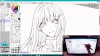 一份来自歪果仁的数位屏测评,六分钟手绘教程,数位屏怎么用