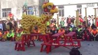 二〇一六年潮阳区铜盂镇老溪西乡请祖舞狮精彩视频03