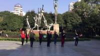 郴州彩虹舞蹈队集体舞蹈--出水莲